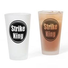Strike King Drinking Glass