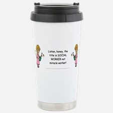 Cute Work humor Travel Mug