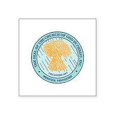 Church Of God In Chri Sticker