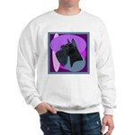 Giant Schnauzer Design Sweatshirt