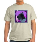 Giant Schnauzer Design Light T-Shirt