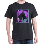 Giant Schnauzer Design Dark T-Shirt
