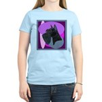 Giant Schnauzer Design Women's Light T-Shirt