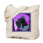 Giant Schnauzer Design Tote Bag