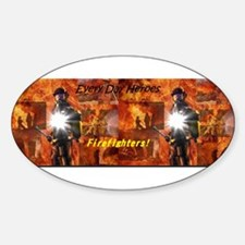 Every Day Heroes, Firefighters Decal
