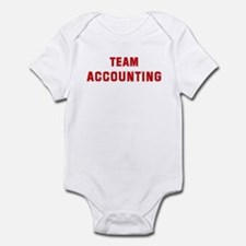 Team ACCOUNTING Infant Bodysuit