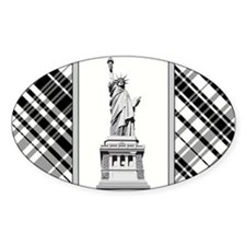 LADY LIBERTY Decal