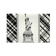 LADY LIBERTY Rectangle Magnet (10 pack)