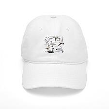 Swans of the World Baseball Cap