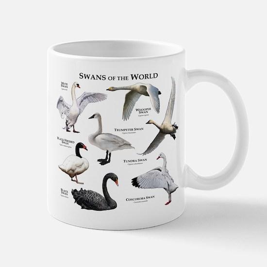 Swans of the World Mug