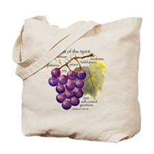 'Fruit of the Spirit' artwork by vickiesu Tote Bag