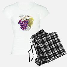 'Fruit of the Spirit' artwo Pajamas