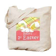 Baby's 1st Easter Tote Bag