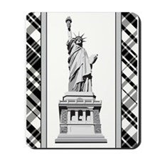 LADY LIBERTY Mousepad