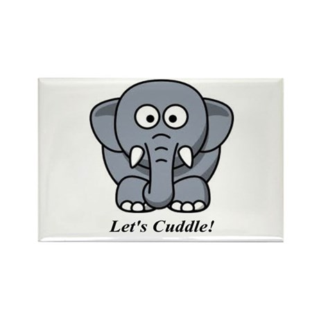 Lets Cuddle! s Magnets
