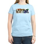Fire Drake and Sea Serpent Women's Light T-Shirt