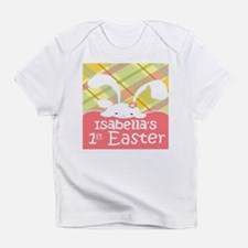 Personalize Babys 1st Easter Infant T-Shirt