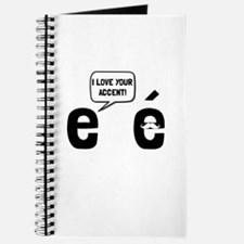 Love Accent Journal