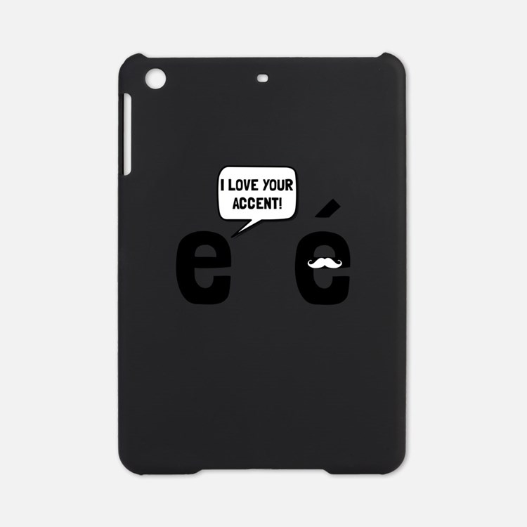 Love Accent iPad Mini Case