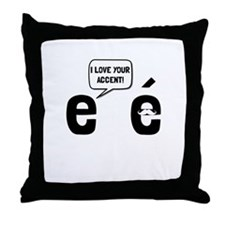 Love Accent Throw Pillow