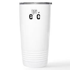 Love Accent Travel Mug