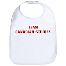 Team CANADIAN STUDIES Bib