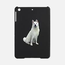 White Akita iPad Mini Case