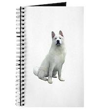 White Akita Journal