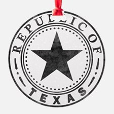 Republic of Texas Ornament