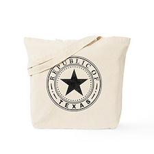 Republic of Texas Tote Bag