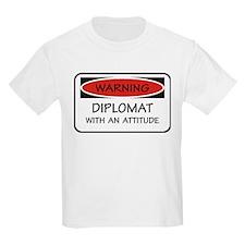 Attitude Diplomat T-Shirt