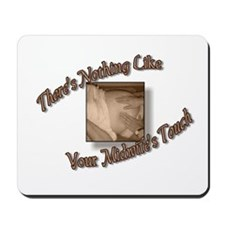Support Midwives Mousepad