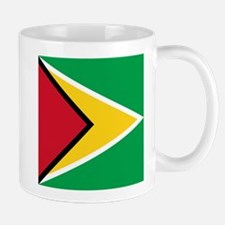 Flag of Guyana Mugs
