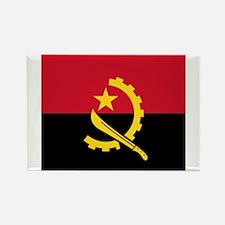 Flag of Angola Magnets