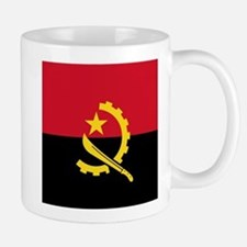Flag of Angola Mugs