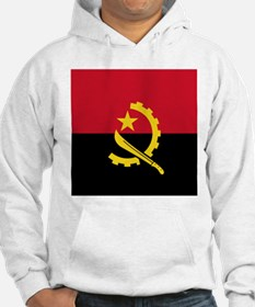 Flag of Angola Jumper Hoody