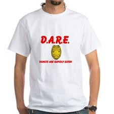 DARE Donuts Are Rapidly Eaten Shirt