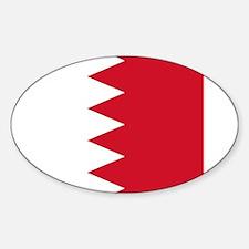 Flag of Bahrain Decal