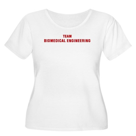 Team BIOMEDICAL ENGINEERING Women's Plus Size Scoo