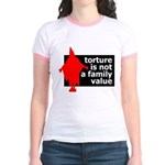 Ringer - torture/values