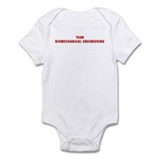 Team BIOMECHANICAL ENGINEERIN Infant Bodysuit