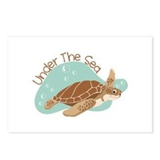 Under the Sea Postcards (Package of 8)