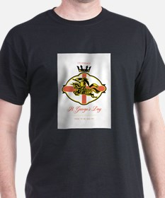 Celebrate St. George Day Proud to Be English Retro