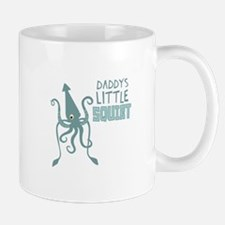 Daddys Little Squirt Mugs