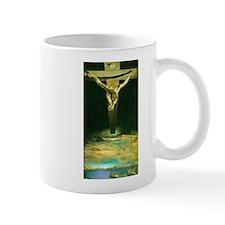dali-christ_a Mugs