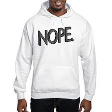 Nope Hoodie