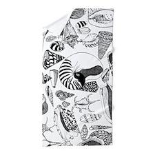 Solomon Shells Beach Towel
