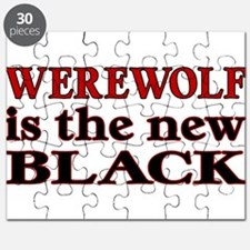 Werewolf is the new Black Puzzle