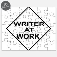WRITER AT WORK Puzzle