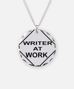 WRITER AT WORK Necklace